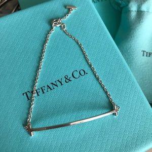 Tiffany & Co. T Smile Bracelet
